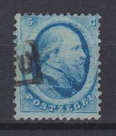 NVPH Nederland Netherlands Pays Bas Niederlande Holanda 4 Used Koning King Roy Rey Willem III 2e Emissie 1864 - 1852-1890 (Wilhelm III.)