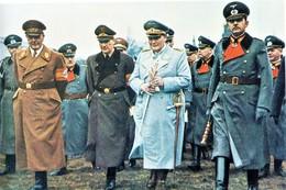 WW2 - Le Maréchal Goering Et L'EM Allemand Au Berghof Le 08.01.1941 - - 1939-45