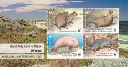Australia 2011 50th Anniversary Of WWF Miniature Sheet MNH - 2000-09 Elizabeth II