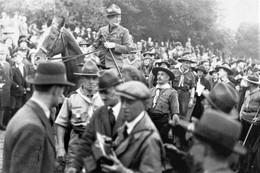 """Scoutisme - Lord Baden Powell Au """"Jamboree"""" De Crystal Palace Le 04.06.1932 - - 1939-45"""