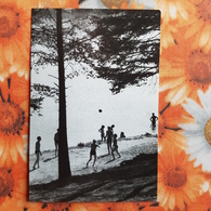 Russia. Lodeinoe Pole City, Beach- Volleyball -OLD Postcard 1970s Rare! - Volleyball