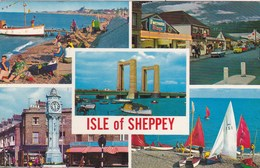 ISLE OF SHEPPEY MULTI VIEW - England