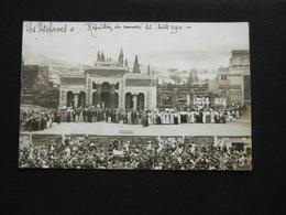 CARTE PHOTO THEATRE DES ARENES DE BEZIERS REPETITION LES ESCLAVES (34 HERAULT) 1911 - Beziers