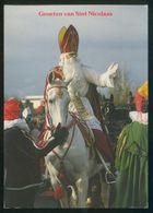 *Groeten Van Sint Nicolaas* Photo: Gerard Bosman. Circulada 1988. - Saints
