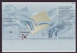 Zimbabwe Ca. 2006 International Reply Cupon IRC UPU In MNH / ** (Simbabwe) - Zimbabwe (1980-...)