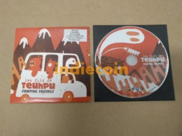 FILS DE TEUHPU Camping Sauvage 2009 FR CD LP Promo 15 Titres + Video Cardsleeve - Music & Instruments