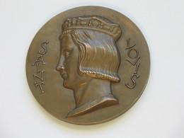 Médaille Saint Louis - Vicarriat Aux Armees Francaises   **** EN ACHAT IMMEDIAT **** - Professionnels / De Société