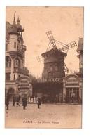 75 - PARIS . LE MOULIN ROUGE - Réf. N°7397 - - Cafés, Hoteles, Restaurantes