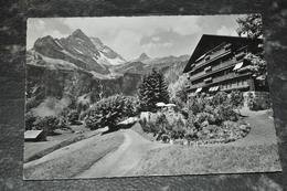 1192   Braunwald Haus Bergfrieden   1953 - GL Glaris