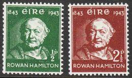Ireland - Scott #126-27 MNH - 1937-1949 Éire