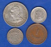 Angola  4  Pieces - Angola