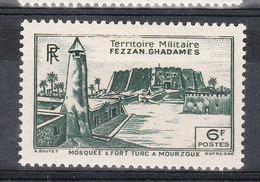 FEZZAN YT 36 Neuf - Unused Stamps