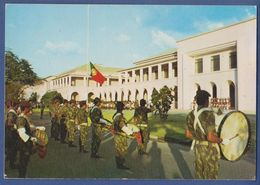EAST TIMOR LESTE PORTUGUES Portuguese Timor Militares Portugueses Portugal Colonial Arrear Da Bandeira - Timor Oriental