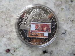 Piece De Monnaie Commémorative: En Mémoire D' Une Monnaie Hector Berlioz Billet De 10 Francs Français 2007 - Unclassified