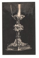 ART . ESPAGNE . TESORO MAYOR . Càliz De Oro . Calice D'or . Gold Chalice - Réf. N°7413 - - Bellas Artes