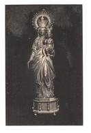 ART . ESPAGNE . TESORO MAYOR . PALAVESIN . SANTISIMA VIRGEN . Très Sainte-Vierge . Sulpture - Réf. N°7415 - - Belle-Arti
