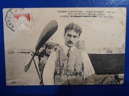 ISSY LES MOULINEAUX PARIS MADRID MAI 1911 GARROS - Issy Les Moulineaux