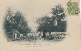 H64 - SAINT-PIERRE - Ile De La Réunion - Rue François De Mahy - Saint Pierre