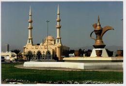 SULTANATE  OF  OMAN      VEDUTA       2 SCAN        (VIAGGIATA) - Oman