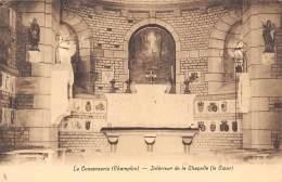 CHAMPLON - La Converserie - Intérieur De La Chapelle (le Coeur) - Belgique