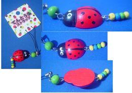 Decorative Strap : Ladybug - Charms