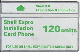 UK(L&G) - SHELL Expro Installation(CUR003, 120 Units), CN : 232E, Used - Petrolio