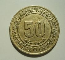 Algeria 50 Centimes 1975 - Argelia