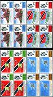 AS4712 Trinidad Tobago 1966 Flag Map Presidential Palace 4V MNH - Trinidad & Tobago (1962-...)