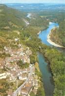 LOT  46   CARENNAC  VUE AERIENNE  VALLEE DE LA DORDOGNE - Otros Municipios