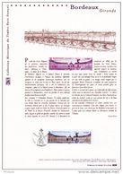 """"""" BORDEAUX / GIRONDE """" Sur Document Philatélique Officiel De 2009. N° YT 4370. Parfait état. DPO - Postdokumente"""
