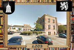 Postcard, REPRODUCTION, Comunities Of Belgium, Asse 5 - Cartes Géographiques