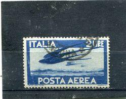 ITALY. 1947. SCOTT C107. SWALLOWS IN FLIGHT - 1946-.. République