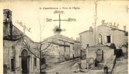 11 CAMBIEURE (159 Hab. !) - Place De L'Eglise - Autres Communes