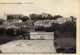 11 VILLENEUVE-LA-COMPTAL - Vue Générale - Autres Communes