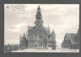 Bruxelles - Exposition Universelle De Bruxelles 1910 - Pavillon De La Hollande - 1910 - Expositions Universelles
