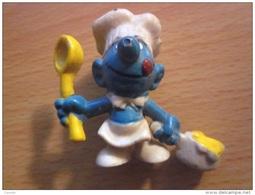 PUFFO CUOCO - Smurfs