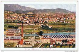 GORIZIA:  COTONIFICIO  BRUNNER  E  PANORAMA  -  FP - Industrie