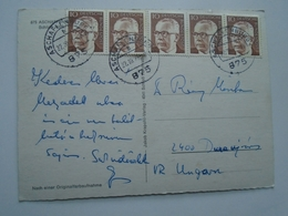 D156819 Germany  Ashcaffenburg - Stamps - Gebraucht