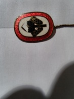 Authentique Boutonnière  Insigne  Allemand Du R.A.D (Service Du Travail Du Reich ) - 1939-45