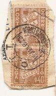 Portugal & Marcofilia, Lisboa,Tudo Pela Nação 1943 (571) - Oblitérés