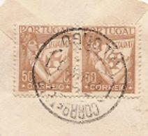 Portugal & Marcofilia, Valongo, Lusiadas,  1943 (522) - 1910 - ... Repubblica