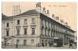 37 INDRE ET LOIRE - TOURS Gendarmerie, Pionnière - Tours