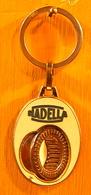 PORTE CLEF NADELLA / 133 BOULEVARD NATIONAL 92500 RUEIL-MALMAISON  ( DUSEAUX PARIS ) - Porte-clefs