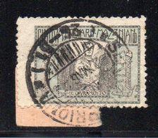 ITALIA 1922 - ERINNOFILI - CINQUANTENARIO MAZZINIANO - IL GIURAMENTO - CON ANNULLO - Usati