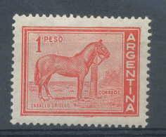 D- [ENV-637] **/mnh-cheval, **/MNH - Pferde