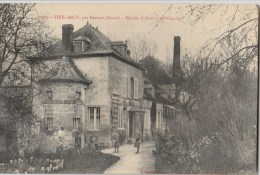 02 - VIEIL-ARCY - (130 Hab.) - 922 - Moulin Collard (côté Ouest) - France