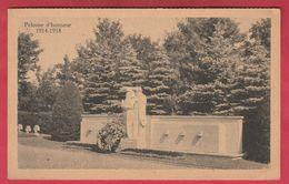 Eupen - Cimetière - Pelouse D'honneur 1914-1918 (voir Verso ) - Eupen