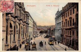 Allemagne - Stuttgart - Partie B. Bahnhof - Stuttgart