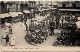 76. Dieppe La Place Nationale  SP677 - Dieppe