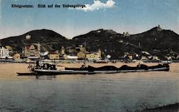 Allemagne - Königswinter - Blick Auf Das Siebengebirge - Koenigswinter